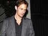 Alexander Skarsgard July 1 2010 S3 wrap party