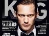 Alexander Skarsgard King Magazine