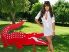 Lea Michele Photo by John Sciulli/WireImage