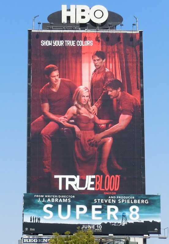 true blood season 4 eric northman. True Blood Season 4 Billboard