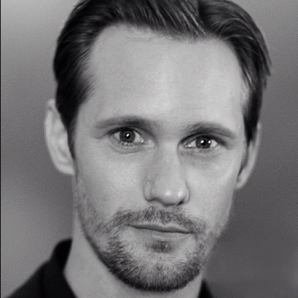 Alexander Skarsgard photo credit: LukasLive instagram