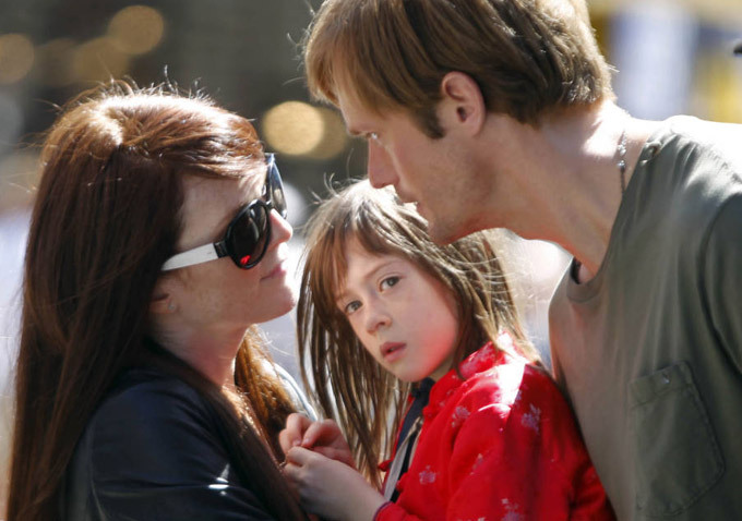 What-Maisie-Knew,-Julianne-Moore-and-Alexander-Skarsgard