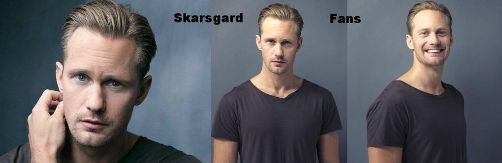 Alexander Skarsgard Fans